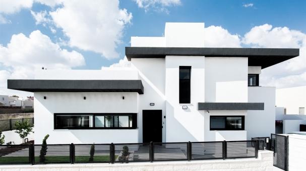 בית בסגנון מודרני, כרמית